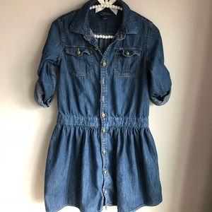 Polo Ralph Lauren denim dress sz12